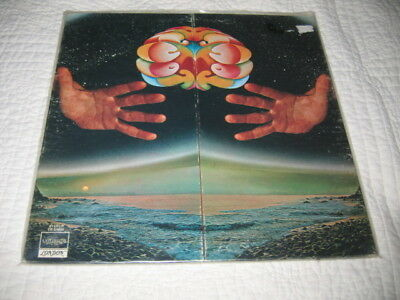 TOUCH SELF-TITLED LP Record