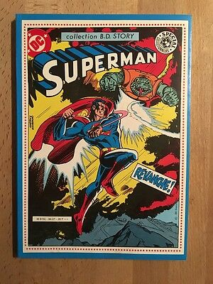 SUPERMAN - Revanche - Sagédition - 1984 - NEUF
