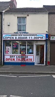 Off license Shop for sale lease - Shildon, located on High Street