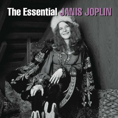 JANIS JOPLIN The Essential 2CD BRAND NEW Best Of Greatest Hits
