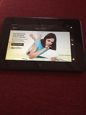 "Kindle 7"" Screen"