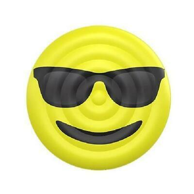 Bouee gonflable - Emoji Lunettes