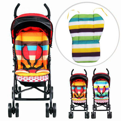 Fantastic Waterproof Baby Kids Car Seat Liner Padding Pram Stroller Cushion NEW
