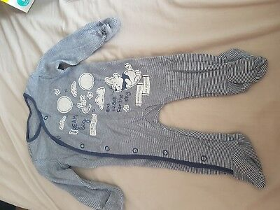 baby grow, 0-3 month grows, baby clothes
