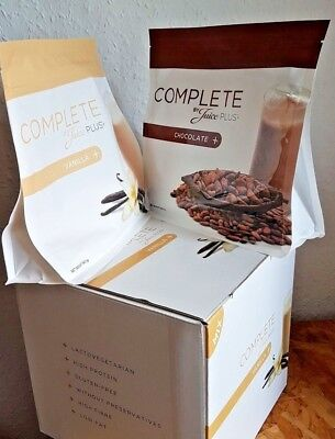 Complete by Juice Plus+ Mix Shake Box (2 Beutel) MHD 10/19