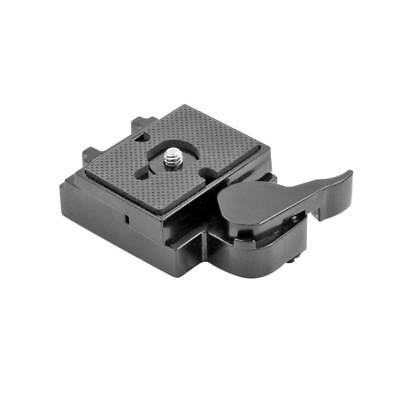 323 RC2 Quick Release Clamp Adapter For Manfrotto 200PL-14 Camera Tripod Plate