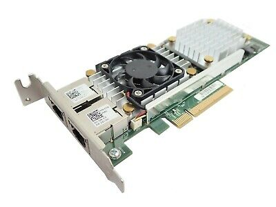 Dell Broadcom 57810S Dual Port 10GBASE-T Converged Network Adapter HN10N Low P