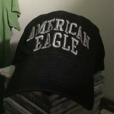 AMERICAN EAGLE OUTFITTERS AEO Fitted Orange Baseball Cap Men s L XL ... 6066fe805f52