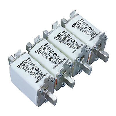 RT36-00(NT00) HRC High Rupture Capacity Fuse Circuit Breaker 20A-160A AMP 690V