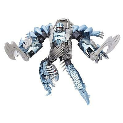 NEW Transformers The Last Knight Dinobot Slash Premier Edition Deluxe Raptor