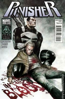 Punisher In the Blood (Marvel) #5 2011 FN Stock Image