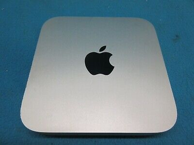 Apple Mac Mini A1347 Desktop PC with Intel Core i5 1.40GHz 4GB RAM 500GB HDD