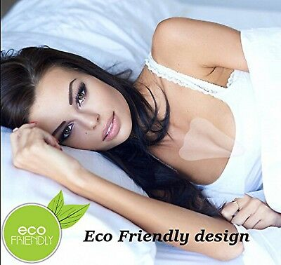 REAL Beauty Reusable Anti Wrinkle Chest Pad   Eliminate And Prevent Wrinkles ...
