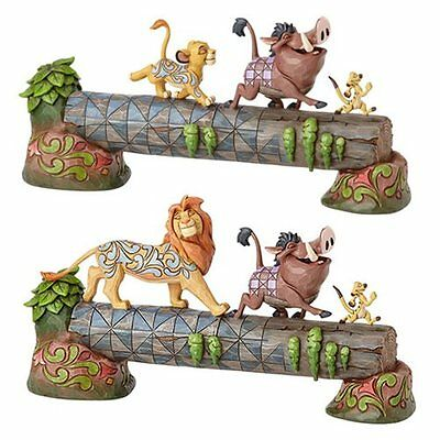 Disney Traditions Timon Pumba Lion King Carefree Cohorts Figura 18cm 4054281