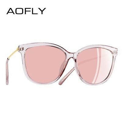 Cat Eye Polarized Sunglasses Glasses Oculos For Woman Fashion Frame Shades Retro