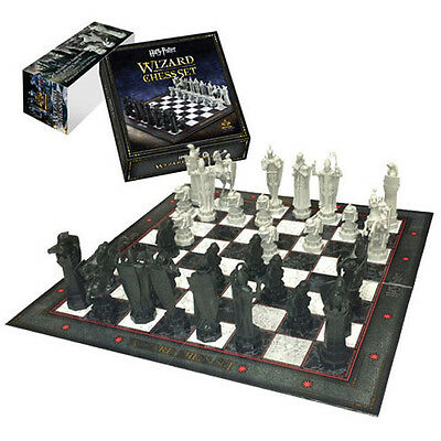 Harry Potter Chessboard 3D Set Wizard Chess Game Chess Cinema Movie Game #1