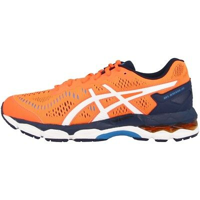 ASICS GIRLS GEL KAYANO 23 GS Junior Running Shoes Trainers Sneakers Orange