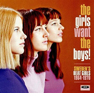 Girls Want The Boys ! (The) - Sweden's Beat Girls 1964-1970