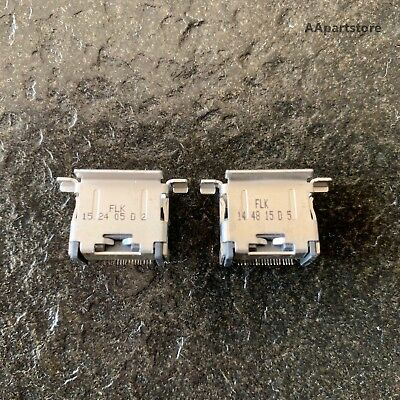 NEW OEM 2x HDMI Port Connector Socket Replacement For Microsoft Xbox One US
