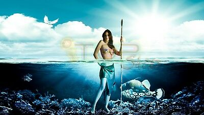 Digital Picture Image Photo Wallpaper JPG Desktop The Goddess of The Sea