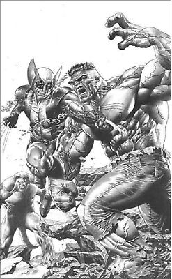 Return Of Wolverine #1 Variant Suayan Trade Presale! X-Men Hulk 181 Limited 1000