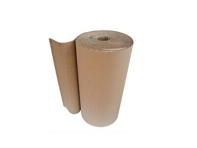 10 x Rolle Wellpappe 0,5 x 70 m Polstermaterial 350 m² Rollenwellpappe