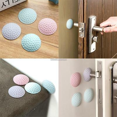 Anti-collision Wall Stickers Cover Handle Door Lock Protective Pad N98B