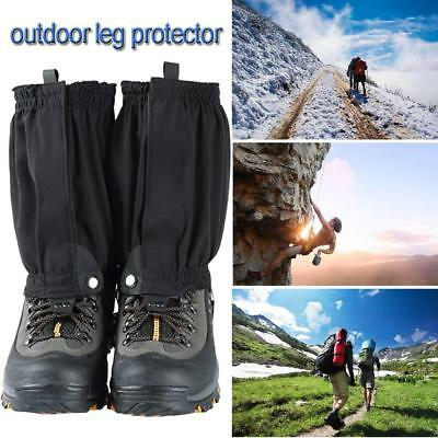 Leg Protector Cover Outdoor Waterproof Anti-Sand Mosquito Snow Folding Gaiters
