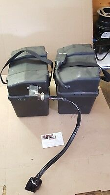 Invacare cruiser  wheel chair Parts  Battery Boxs