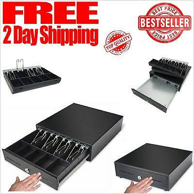 Cash Drawer Tray Compatible Square Register POS Printer Powder Coated New