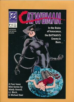 Catwoman # 1 VF/NM from Miniseries (1989)