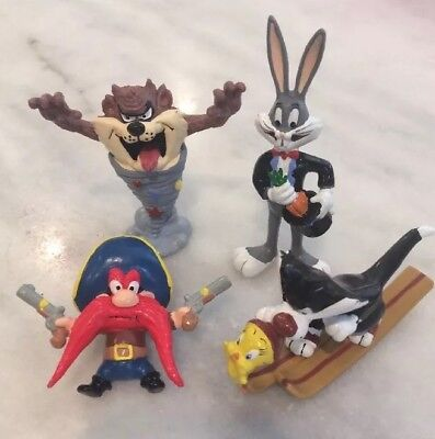 1988 Applause Looney Toon Character Figure Lot