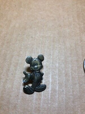 RARE DISNEY MICKEY Mouse Resin 3D Picture Frame 75 Years Of Love ...