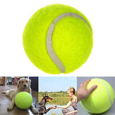 "9.5""/2.4"" Big Giant Dog Puppy Pet Tennis Ball Thrower Chucker Launcher Play Toy"