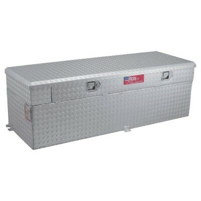 Diamond Plated 5-Gallon Aluminum Mounted Water Storage Tank For Dog Box Kennel