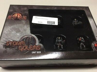 AT-43 - Storm Golems Unit Box - Therian - Unopened Box