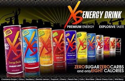 XS® Energy Drink Variety Case