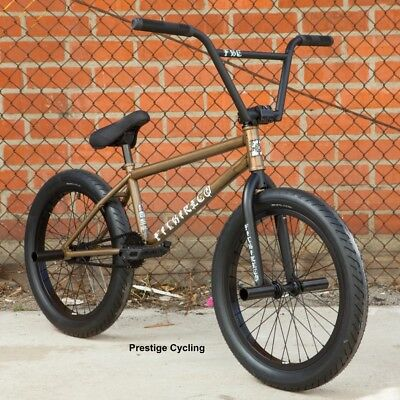 """2018 SUNDAY BIKE BMX SCOUT 20/"""" BLACK BICYCLE FIT CULT PRIMO KINK HARO"""