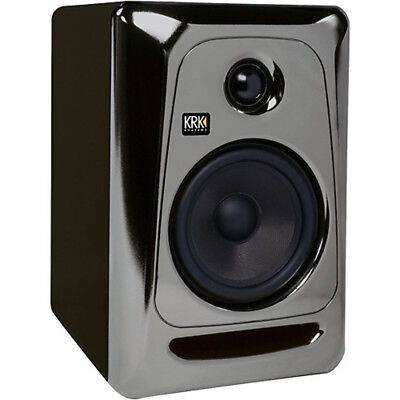 "KRK ROKIT 5"" Powered Studio Monitor - Limited Edition Electric Silver (single)"
