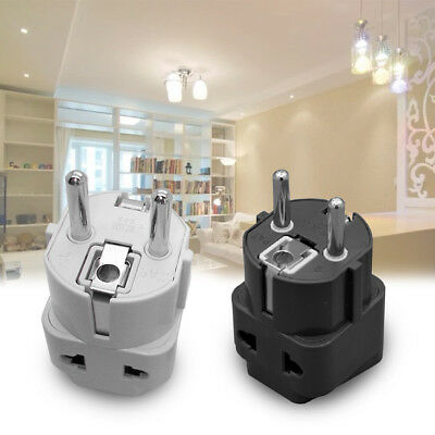 Travel Universal Plug Adapter Type For Europe Germany France South Indonesia