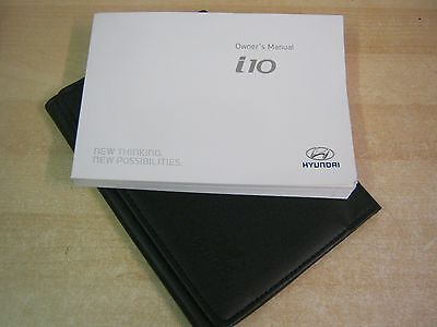 hyundai i10 owners handbook manual and wallet 13 17 15 99 rh picclick co uk hyundai i10 service manual free download hyundai i10 user manual 2017