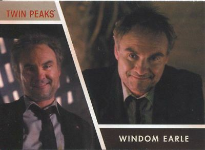 2018 TWIN PEAKS CHARACTER CHASE CARD CC30