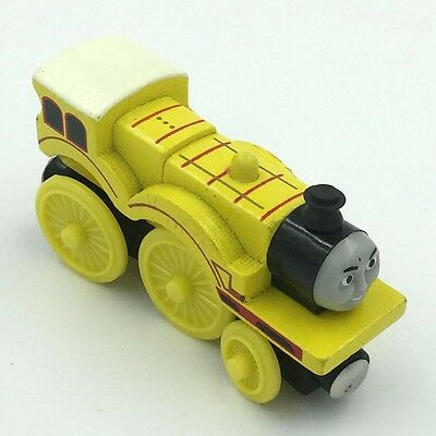 Molly Tender The Tank Engine Wooden Magnet Connet Railway Train Toy Car Xmas Kid