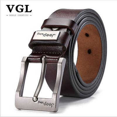 LEATHER BELT BUFFALO HIDE THICK HEAVY DUTY CINTURON BLACK SMOOTH PLAIN CLASSIC