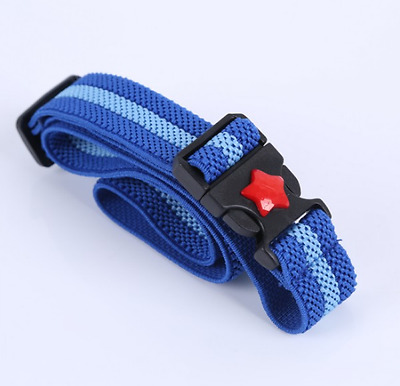 New Kids Fashion Elastic Waist Belt Candy Color 1 Inch Wide For Boys Girls