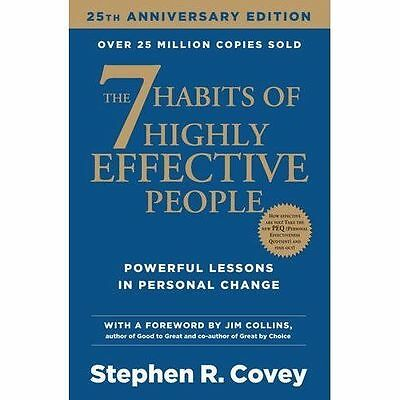 The 7 Habits Of Highly Effective People Stephen Covey Digital