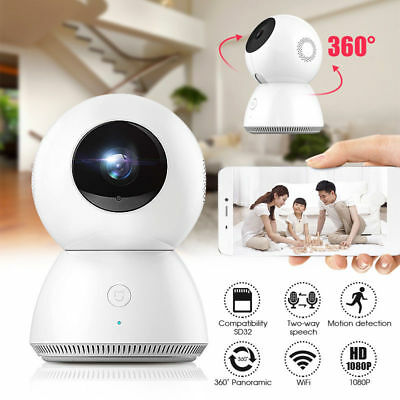 Xiaomi Mijia Smart IP Camera 1080P WiFi Pan Tilt Intelligent Security Cámara 360