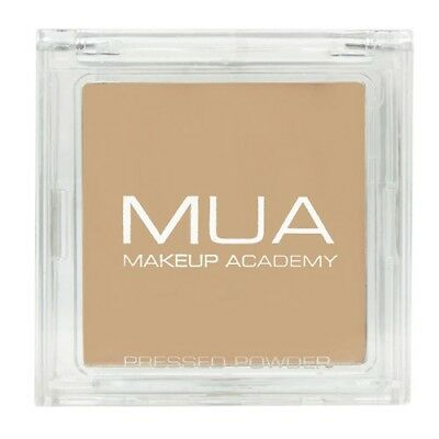 MUA Pressed Makeup Setting Foundation Loose Oil Shine Control Face Powder