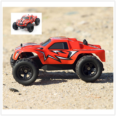 1:24 Mini Electric Remote Control Car RC High Speed Truck Off Road Monster Gift