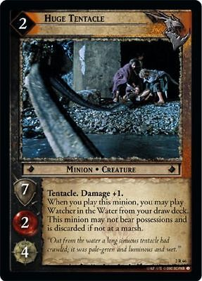 LOTR TCG  2R100 Fearing The Worst x4